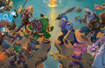 Small World of Warcraft, le jeu de plateau