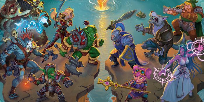 Small World of Warcraft, le jeu de plateau pour cet été !
