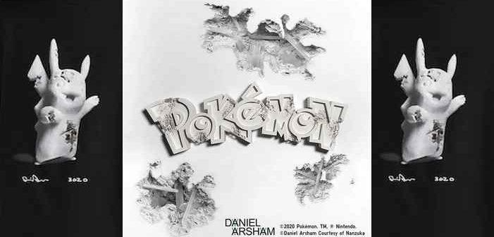 UT Daniel Arsham x Pokémon la collection de vêtements UNIQLO
