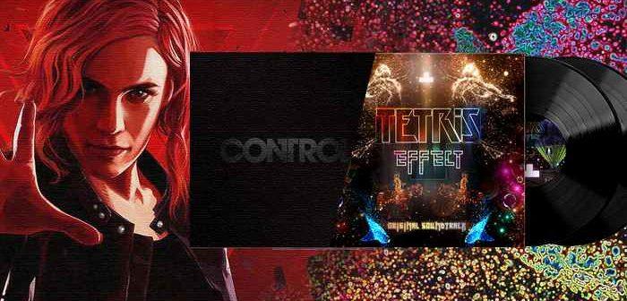 Control et Tetris Effect vont avoir leur vinyle !