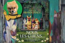 Marcel, le chien mascotte du film Nous Les Chiens