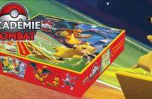 Pokémon lance un nouveau jeu de plateau : l'Académie de Combat