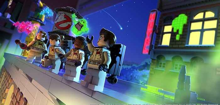Ghostbusters (1984) s'invite dans LEGO Legacy Heroes Unboxed