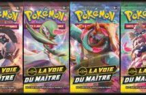 L'extension La Voie du Maître arrive dans le Jeu de Cartes à Collectionner Pokémon !_une