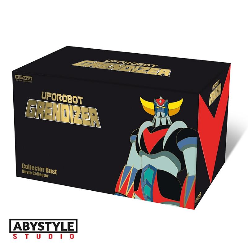 Abystyle présente son méga buste Goldorak