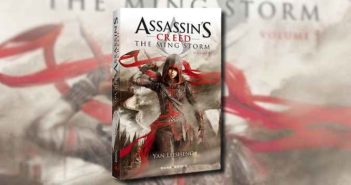 Assassin's Creed the Ming Storm, le nouveau roman de la franchise !