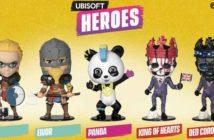 La série 2 d'Ubisoft Heroes arrive !