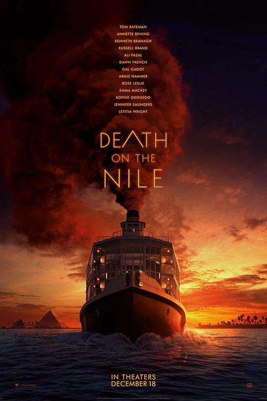 """Le fameux """"Tiffany Diamond"""" au casting de """"Mort sur le Nil"""" !"""