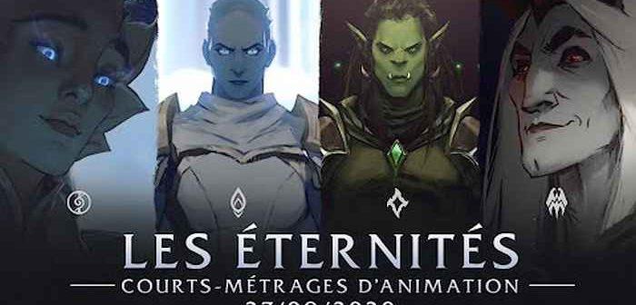 World of Warcraft la série animée de Shadowlands prévue pour la Gamescom