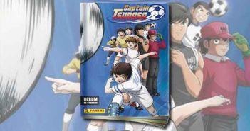 L'album de stickers Panini Captain Tsubasa, en vente