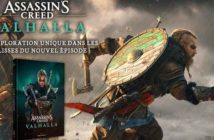L'artbook L'art de Assassin's Creed Valhalla bientôt disponible !