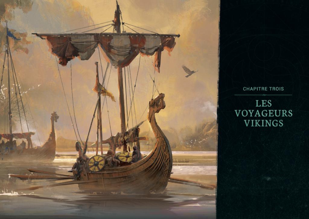 L'artbook L'art de Assassin's Creed Valhalla bientôt disponible !