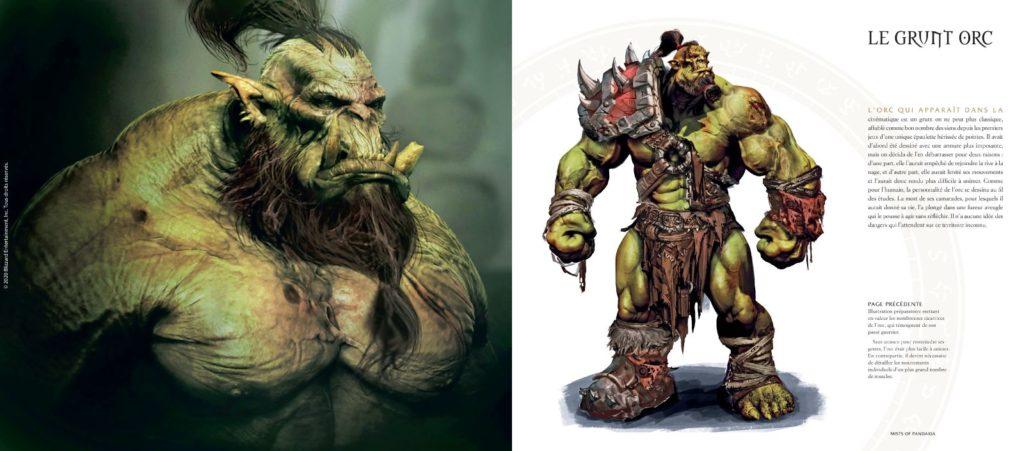 L'artbook World of Warcraft Cinematic Art pour le 15 octobre !