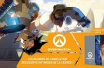 Overwatch Cinematic Art disponible chez Mana Books_