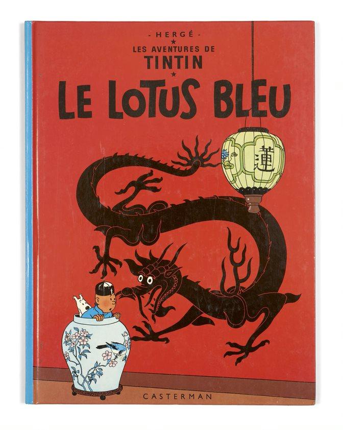 Le Lotus bleu un record du monde à 3,2 M€