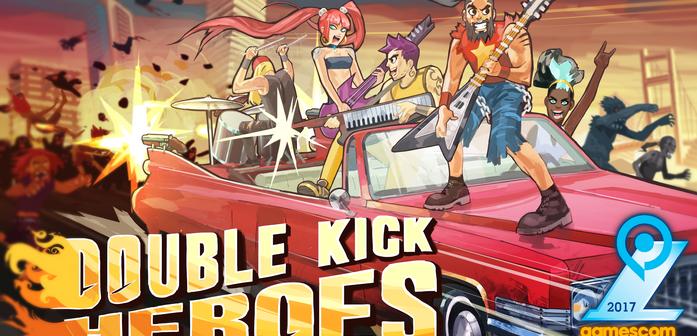 Double Kick Heroes : l'édition Vinyle qui te met un coup de fouet !