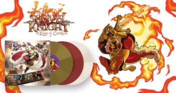 La bande-son de Shovel Knight King of Cards arrive au format triple vinyle !