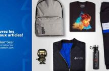 Le PlayStation Gear Store fait son grand retour en France
