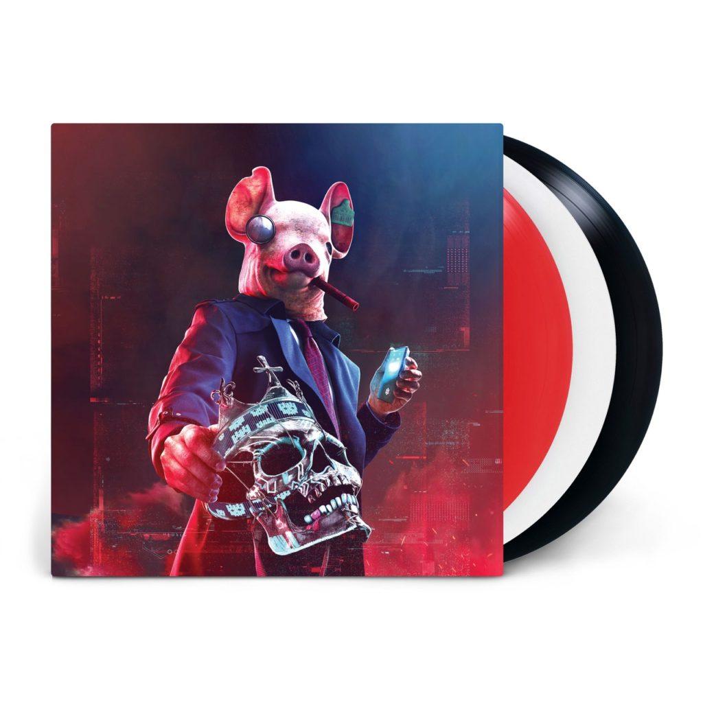 Le vinyle de Watch Dogs Legion bientôt dans ta collection