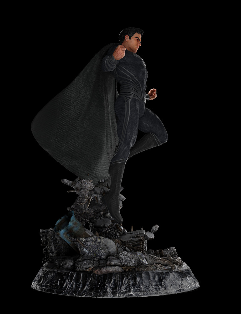 Weta Workshop présente son Superman Black Suit !