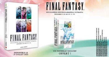 Final Fantasy Memorial Ultimana volume 3 le 1er juillet_