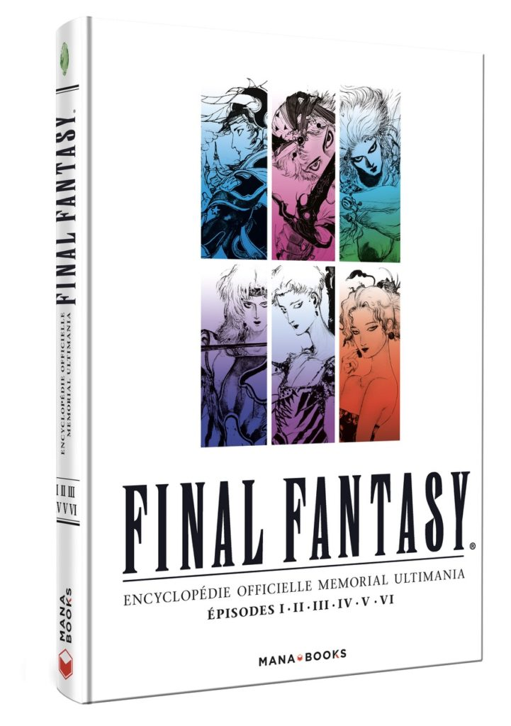 Final Fantasy Memorial Ultimana volume 3 le 1er juillet_