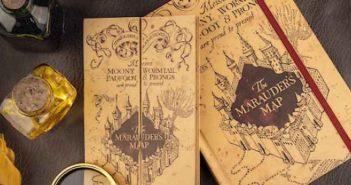 Cinereplicas présente sa carte du maraudeur !