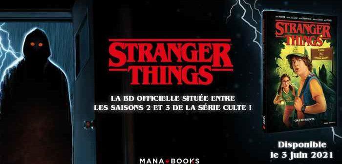 Stranger Things Dustin mène l'enquête en colo !