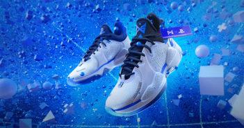 Les Nike PG 5, les sneakers en colab avec PlayStation