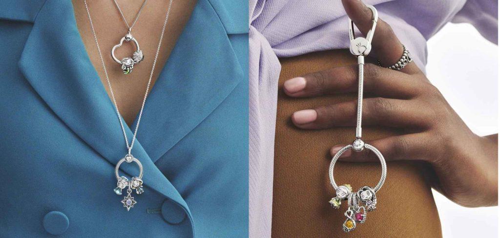Pandora ajoute huit nouveaux bijoux charms Princesses Disney !